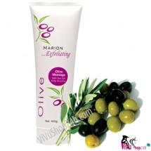 Muối Tắm Tẩy Tế Bào Chết Marion Exfoliating Olive 400gr